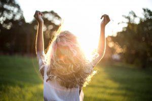 viel Vitamin D und gute Laune in der Sonne