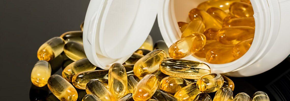 hochdosierte Vitamin D Tabletten