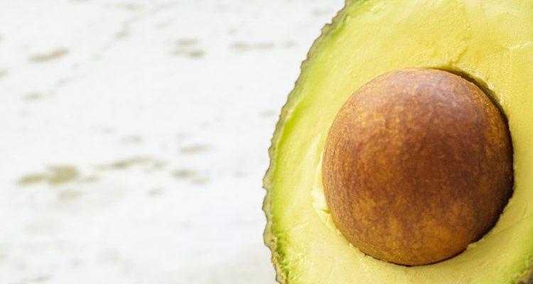 Avocado hat Viel Vitmamin D